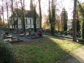 Friedhof Burgsolms